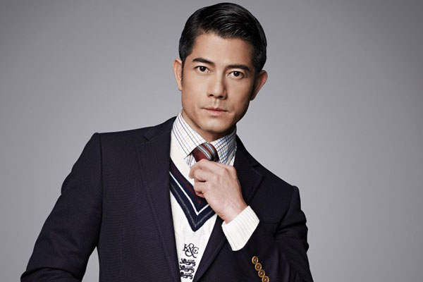 Aaron Kwok engaged Jimmy Lee for his concert