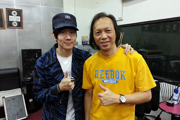 jj lin looks for jimmy lee