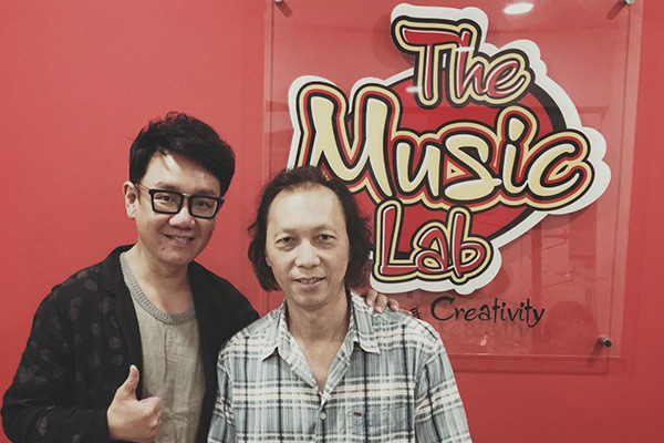 singapore composer lee wei song visits jimmy lee
