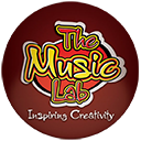 The Music Lab footer logo