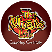 The Music Lab header logo